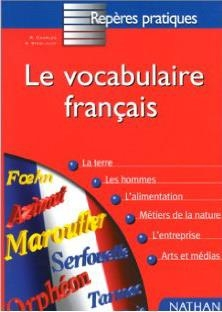 کتاب فرانسه  Le Vocabulaire francais