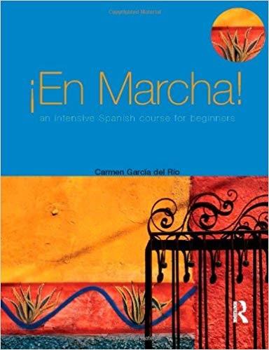 کتاب اسپانیایی En Marcha An Intensive Spanish Course for Beginners