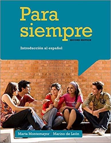 کتاب اسپانیایی Para siempre Introduccion al espanol