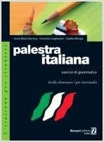 کتاب ایتالیایی  Palestra italiana  esercizi di grammatica  Livello elementare e pre-intermedio
