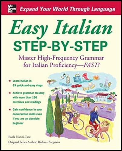 کتاب ایتالیایی  Easy Italian Step-by-Step