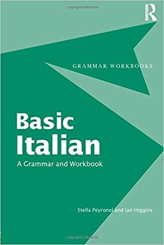 کتاب ایتالیایی  Basic Italian  A Grammar and Workbook