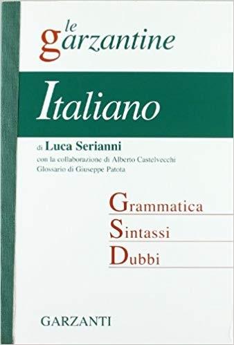 کتاب ایتالیایی  Italiano. Grammatica, sintassi, dubbi