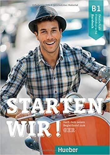 خرید کتاب زبان آلمانی اشتارتن ویر (STARTEN WIR B1 (German Edition (کتاب دانش آموز به همراه کتاب کار و سی دی)