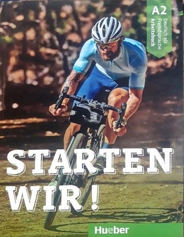 خرید کتاب زبان آلمانی اشتارتن ویر Starten Wir ! A2 (Textbook+Workbook) 2019 (کتاب دانش آموز رنگی و کتاب کار رنگی)