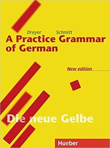 کتاب آلمانی A Practice Grammar of German