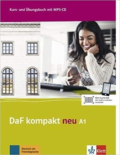 کتاب آلمانی داف کمپکت DaF Kompakt Neu A1
