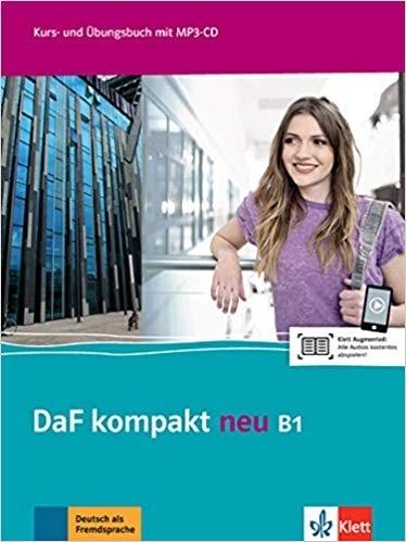 کتاب  آلمانی داف کمپکت DaF Kompakt Neu B1