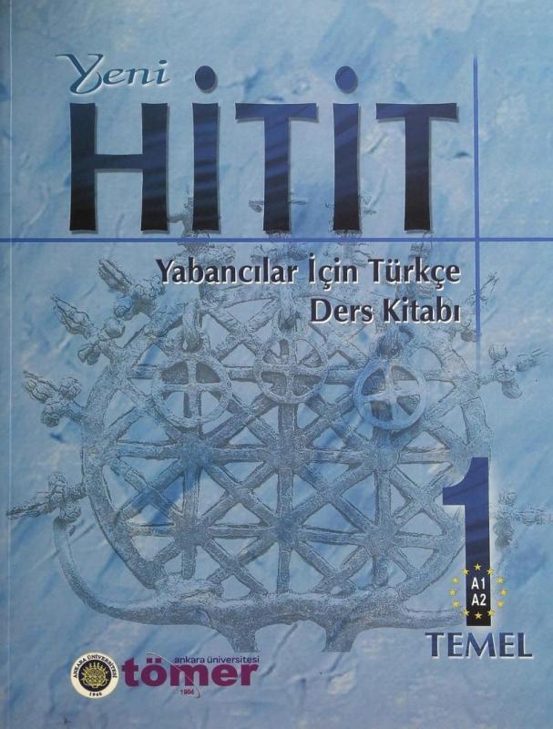 کتاب ترکی استانبولی ینی هیتیت یک Yeni Hitit 1 SB+ WB+CD 3rd