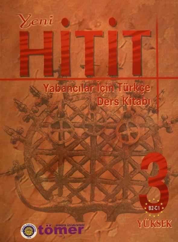 کتاب ترکی استانبولی ینی هیتیت سه Yeni Hitit 3 SB+ WB+CD 3rd