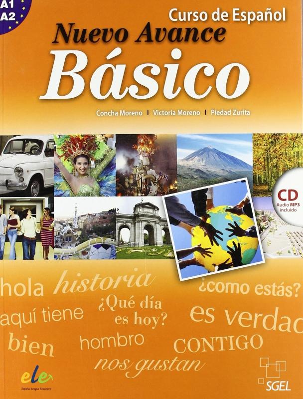 خرید کتاب اسپانیایی بیسیکو Nuevo Avance Basico
