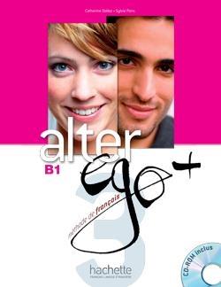 کتاب فرانسه Alter Ego + 3
