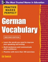 کتاب آلمانی Practice Makes Perfect German Vocabulary