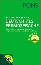 کتاب آلمانی PONS Kompaktwörterbuch Deutsch als Fremdsprache