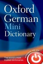 دیکشنری آلمانی Oxford German Mini Dictionary