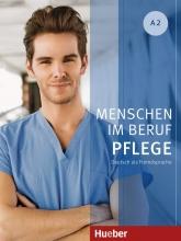 کتاب آلمانی Menschen Im Beruf Pflege Kursbuch A2 + CD