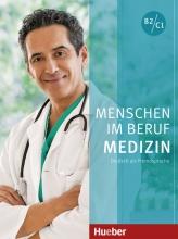 خرید کتاب آلمانی Menschen im Beruf Medizin Kursbuch B2/C1