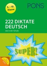 کتاب آلمانی PONS 222 DIKTATE DEUTSCH WIE IN DER SCHULE