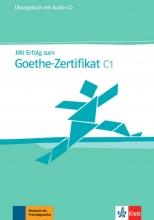 کتاب آلمانی Mit Erfolg zum Goethe-Zertifikat C1 Ubungsbuch + CD