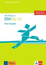 کتاب آلمانی MIT Erfolg Zur Dsh B2 C2 Testbuch