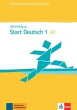 کتاب آلمانی Mit Erfolg zu Start Deutsch 1 Übungs- und Testbuch + Audio-CD
