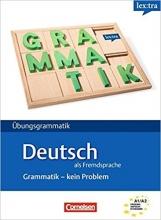 کتاب آلمانی  Lextra - Deutsch Als Fremdsprache: Grammatik - Kein Problem