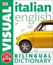 دیکشنری تصویری ایتالیایی انگلیسی Italian English Bilingual Visual Dictionary
