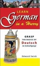کتاب آلمانی learn german in a hurry