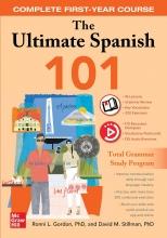 کتاب اسپانیایی The Ultimate Spanish 101