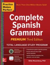 کتاب اسپانیایی Practice Makes Perfect Complete Spanish Grammar