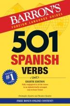 خريد کتاب اسپانیایی 501 Spanish Verbs
