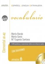 کتاب اسپانیایی Vocabulario Nivel Elemental A1 A2