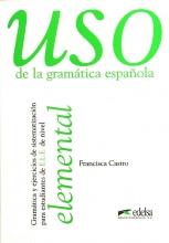 کتاب اسپانیایی Uso de la gramatica espanola elemental