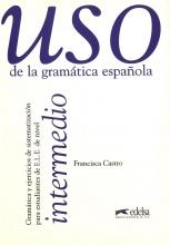 کتاب اسپانیایی Uso de la gramatica espanola Intermedio