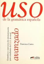 کتاب اسپانیایی Uso de la gramatica espanola Avanzado