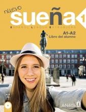 کتاب اسپانیایی Nuevo Suena 1 Libro del Alumno +CD