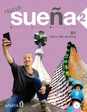 کتاب اسپانیایی Nuevo Suena 2 Libro del Alumno +CD