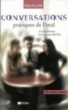 کتاب فرانسه  Conversations Pratiques de l'oral + CD