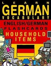 کتاب آموزش لغات آلمانی Learn German Vocabulary - English/German Flashcards