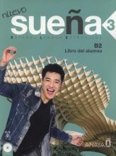 کتاب اسپانیایی Nuevo Suena 3 Libro del Alumno+CD