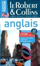 کتاب فرانسه  Dictionnaire Le Robert et Collins Poche Anglais