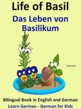 کتاب آلمانی  life of basil das leben von basilikum