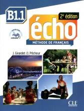 کتاب فرانسه Echo Niveau B1.1