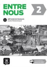 کتاب فرانسه  Entre nous 2 Guide pedagogique