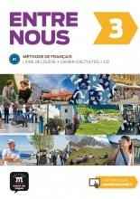 کتاب فرانسه  Entre nous 3