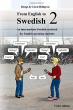 کتاب آموزش سوئدی From English to Swedish 2 A basic Swedish textbook for English speaking students