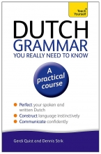 کتاب گرامر هلندی Dutch Grammar You Really Need to Know