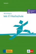 خرید کتاب آلمانی Mit Erfolg zu telc C1 Hochschule