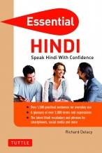 کتاب آموزش هندی Essential Hindi Speak Hindi with Confidence