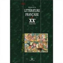 کتاب فرانسه  Itineraires litteraires : Histoire de la litterature française XX 1950-1990
